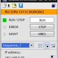 Run PLCSIM
