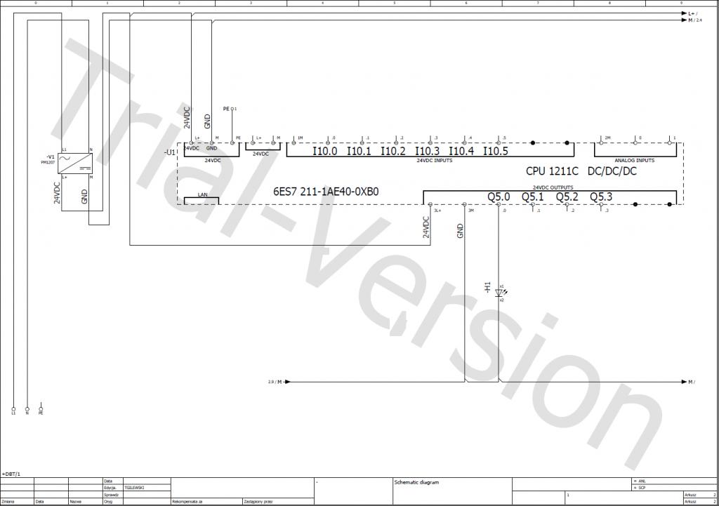 plc-schemat-elektryczny